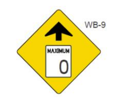 reduce speed sign mutcd wise up winnipeg